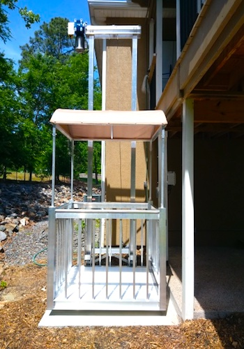 outdoor lift systems